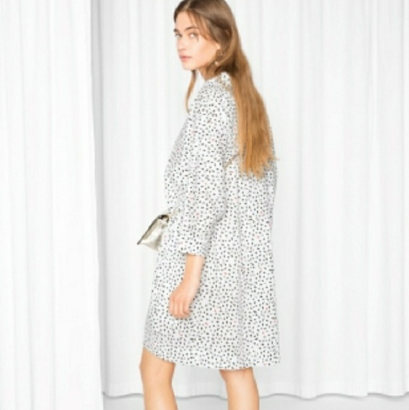 ec322de73 Other Stories Dresses & Skirts - And other stories size 6 oversized shirt  dress